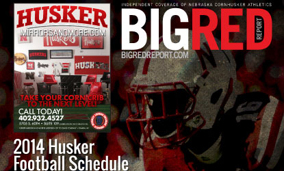 Big Red Report magazine publication